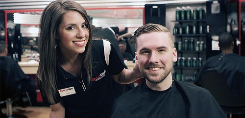 Sport Clips Haircuts of Ladera Ranch​ stylist hair cut